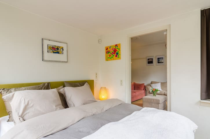 Bright rooms with comfortable bed - Zeist - 獨棟