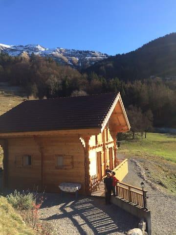 Chalet aravis entre La Clusaz et Lac d Annecy - Le Bouchet-Mont-Charvin - Alojamiento vacacional