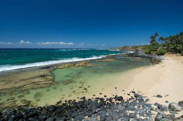 Paia 2bdr 2bath - close to beach - Paia - Leilighet