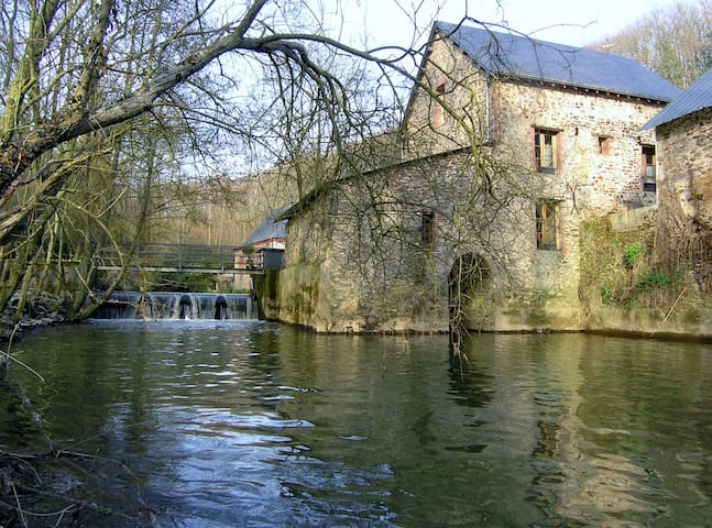 Moulin Du David - Craon - Bed & Breakfast