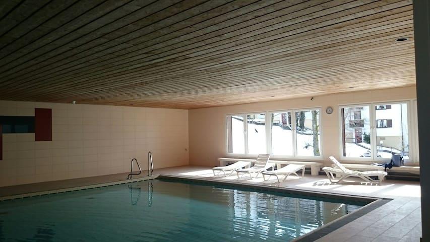 Wohnung im Ferienpark in Missen mit Hallenbad - Missen-Wilhams - Appartement