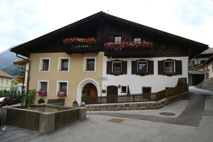 Ferienwohnung via Fienili, 2 Pers. - Gossensaß