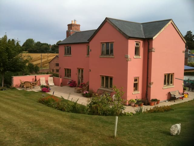 Wharton Farm Cottage - Herefordshire - Appartement
