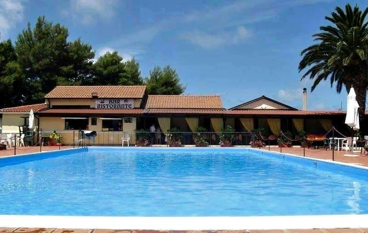 Casa vacanze in Residence Le Palme - Tropea - Haus