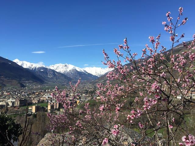 Casa Preferita, ideale per tutti - 奧斯塔(Aosta)