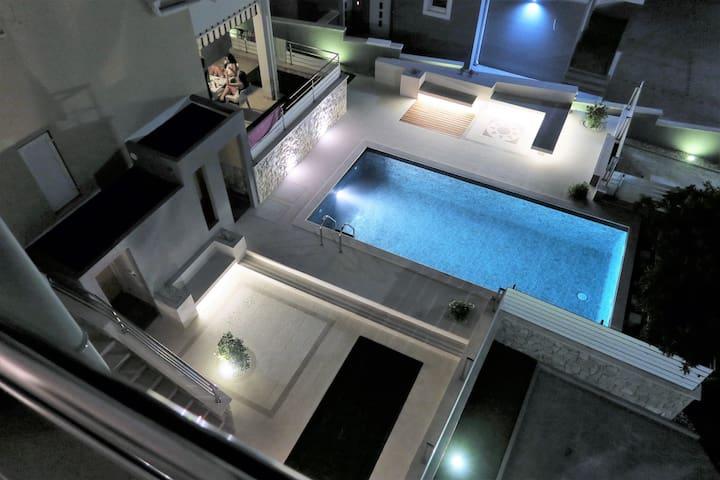 Villa Luxuria - apt.3-Sweet Dreams (A.M.o.T.) - Novalja