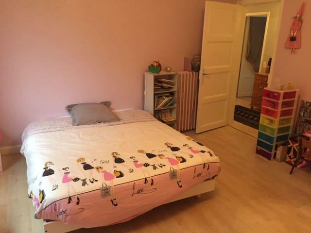 Chambre au calme lieux chaleureux - Chamalières - Bed & Breakfast