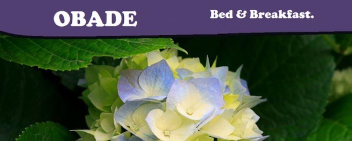 Bed & Breakfast OBADE - Emmeloord
