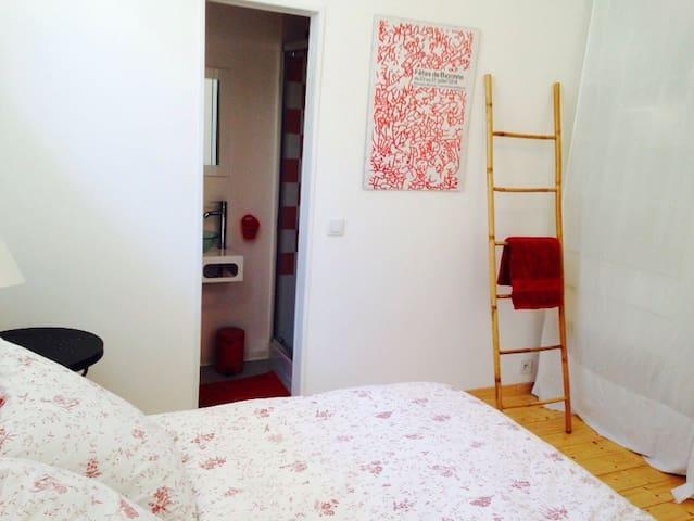 chambre chez l'habitant - Biarritz - Loft