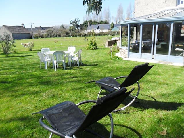 Belle presqu'île du Cotentin - Valcanville - House