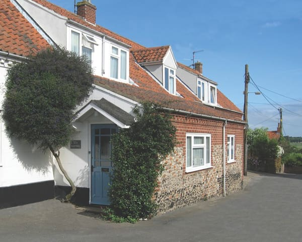 18th Century in the Heart of Wells - Wells-next-the-Sea - Hus