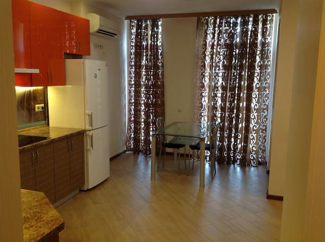 Ukraine-Kiev. Комфорт Таун- Best apartment - Kiev - Leilighet
