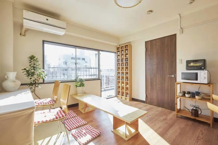 #J Enjoy Your Stay! with room mate - 足立区 - Huoneisto