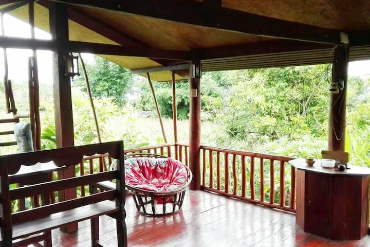 Mountain Hideaway with personal Spa Treatments - Pai - Hus