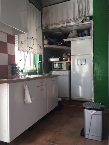 Acogedor,wifi,calefacción,aire ac - Lepe - Leilighet