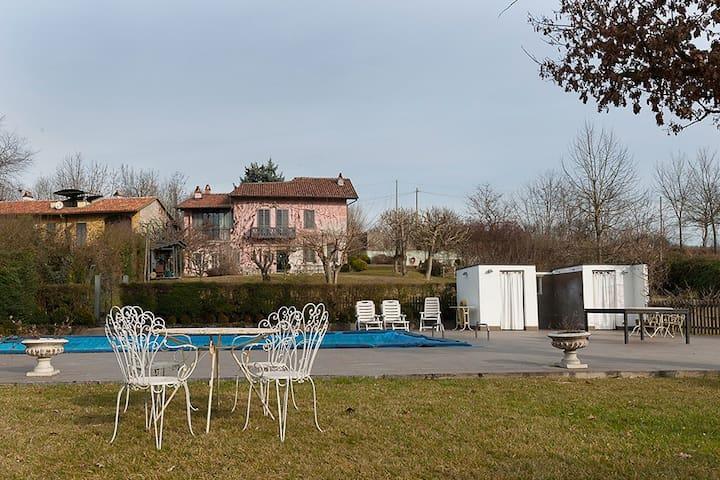 Villa con piscina vicina a Torino - Moncalieri - 別荘