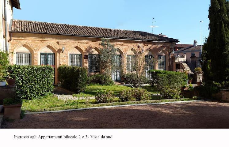 Certosa di Pavia in Villa Storica - Certosa di Pavia - Daire