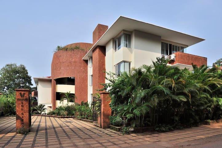 Cozy Hi-Design Holiday Apartment  - Reis Magos - Leilighet