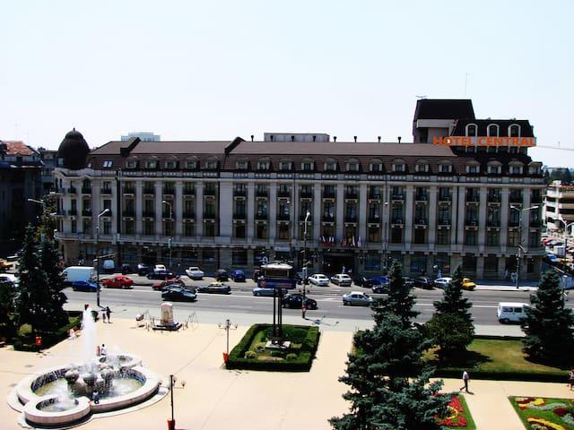 Central Hotel Ploiesti - Ploiești