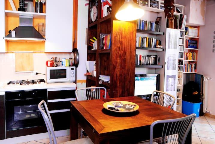 B&BWriter's Home 2km to Airport BGY - Azzano San Paolo