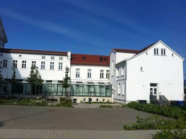 Circus Hostel Rügen - Putbus - Bed & Breakfast
