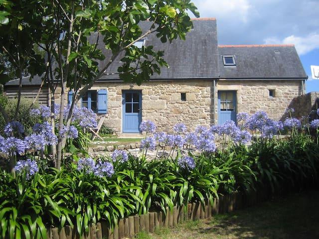 Petite maison de bord de mer à Sainte Marine - Combrit - Dům