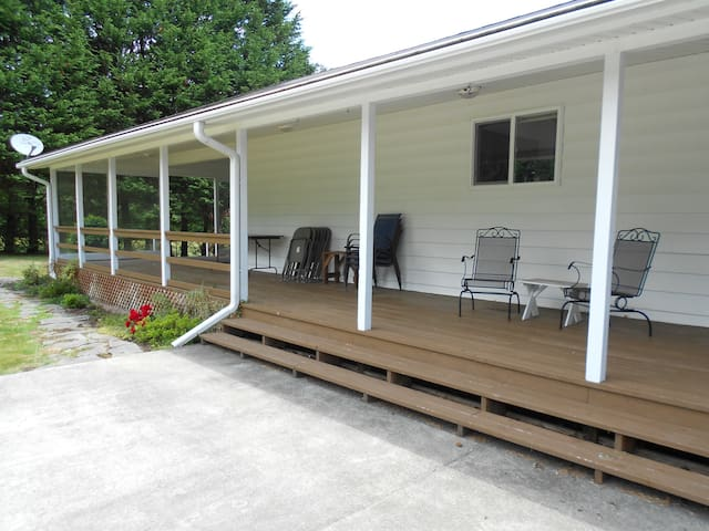 Willapa Bay Front Home On Long Beach Peninsula! - Long Beach - Ev