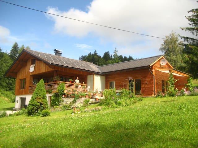 Natur spüren in der Wildrose - Pichl-Kainisch - Apto. en complejo residencial