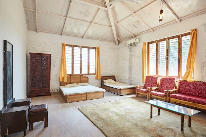 Moroccan Villa 3 bedroom - Navi Mumbai