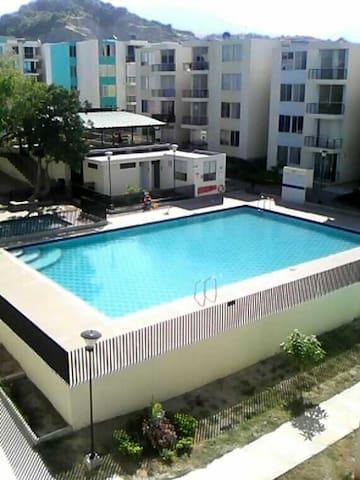 Relax apartment - Santa Marta - Daire