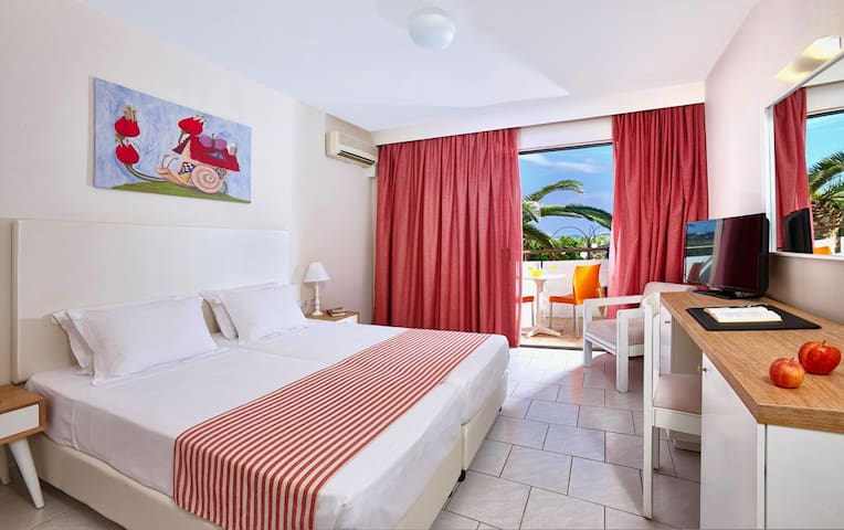 Double Room with FREE BREAKFAST - Stalis - Héraklion - Bed & Breakfast