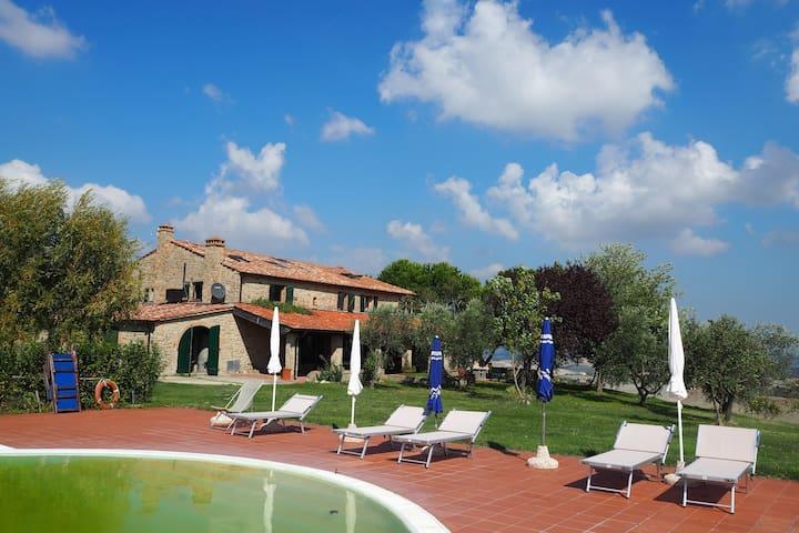 Podere San Giovanni - La Fornace