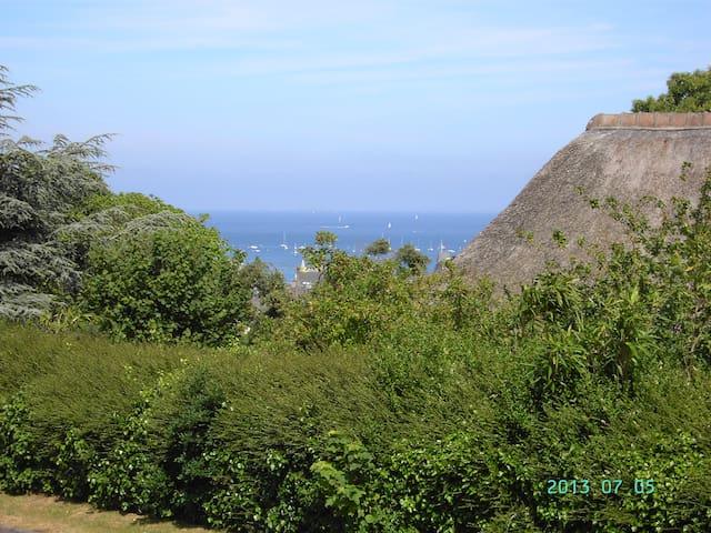 Appartement au calme avec petite vue mer - Saint-Cast-le-Guildo