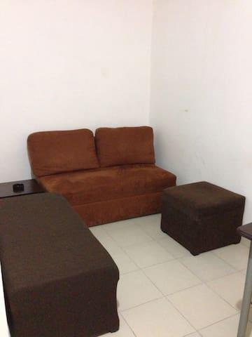 Departamento amueblado en Animas - Xalapa - Appartement