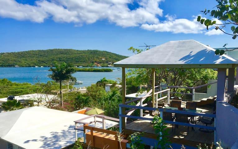 SEAGRAPES Ocean View Villas - 1BDRM - Culebra - Lägenhet