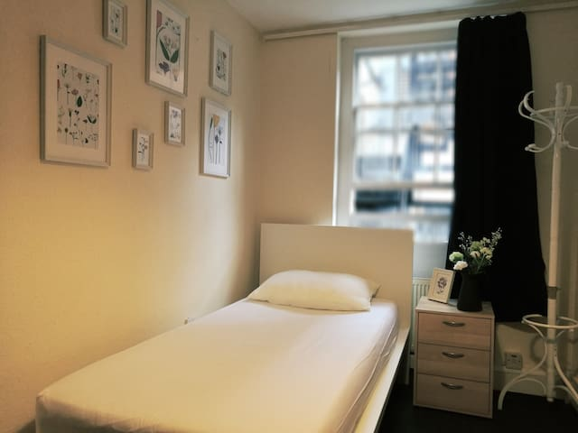 Cozy Room Central London Oxford St, 2 Min to Tube - Londres - Departamento