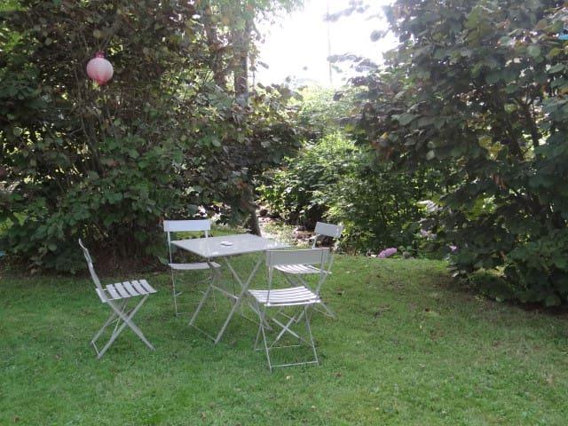 3 chambres en Rez de Jardin - Saint-Georges-Haute-ville - Ev