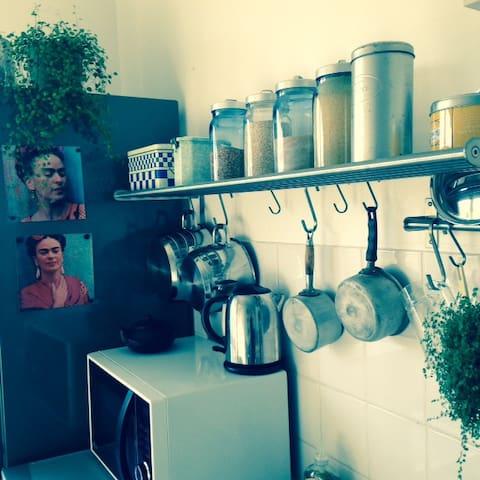 Chambre + petit-déjeuner - Lyon - Daire