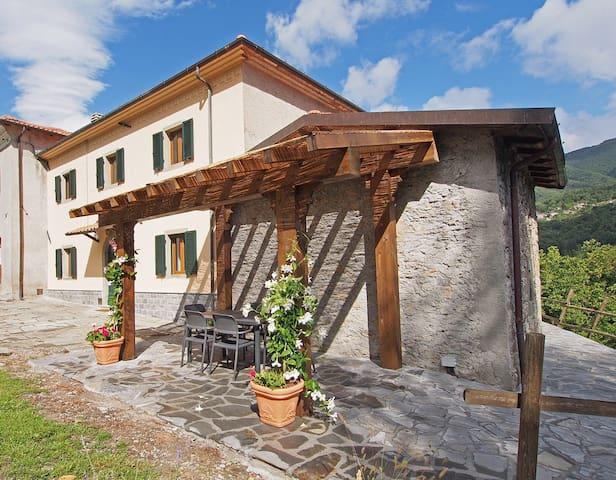 Beautiful Tuscan Farmhouse - Uglianfreddo Ai Cerri