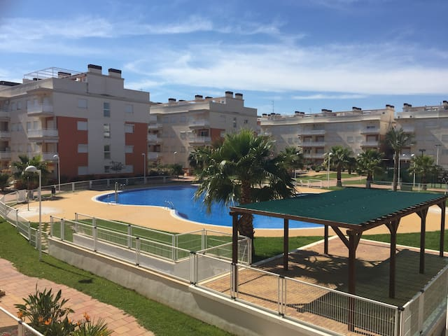Apartamento alto standing frente al mar y piscina - Casablanca - Appartement