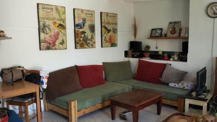 Wonderfull cosy apartment at moshav Aminadav - Aminadav