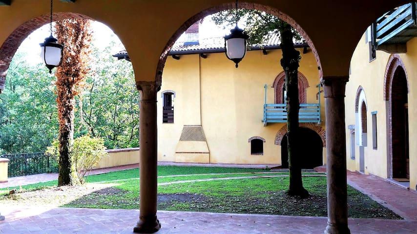 Malpensa & Lakes - Castle - Apartment Bright New - Montonate