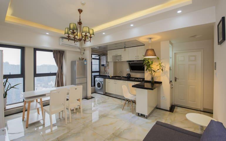 Romantic home-宽窄巷子旁的浪漫小屋 - Chengdu - Apartmen