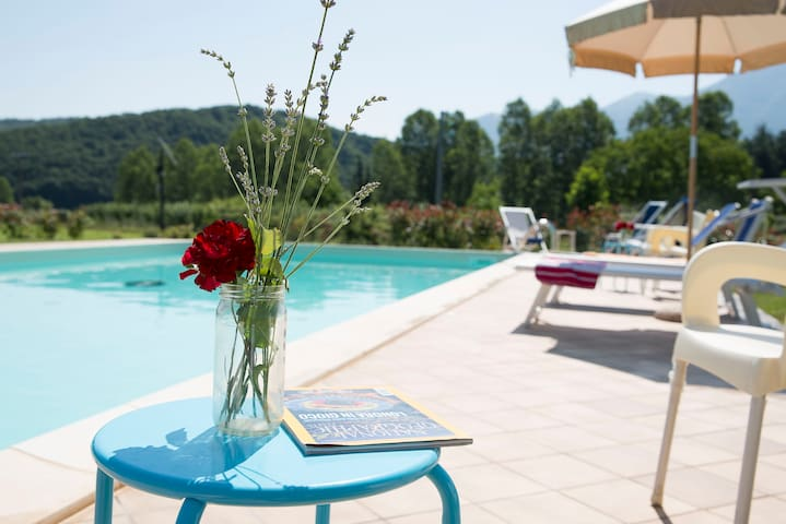 Sport and Culture in Green Irpinia - Montella - Appartement