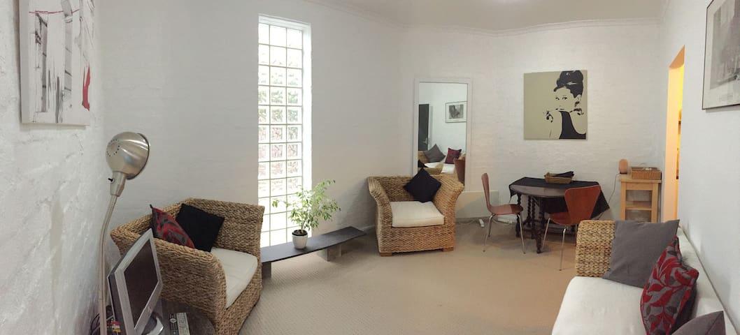 Quiet, private, laneway apartment - Kew - Huoneisto