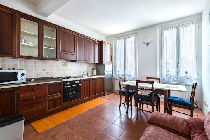 Beautiful flat between Modena and Bologna - Gaggio - Appartement