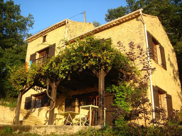 Maison de Charme en Périgord Noir - Sainte-Foy de Belvès