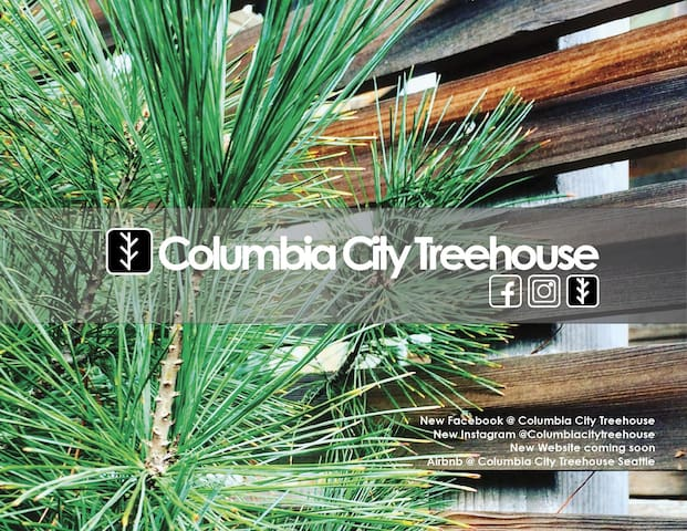 Columbia City Treehouse Vacation Rental - Seattle - Departamento