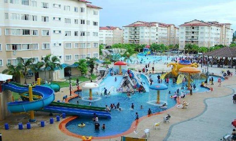 PRIMALAND HOTEL,TIARA BEACH RESORT - Negeri Sembilan - Apartment