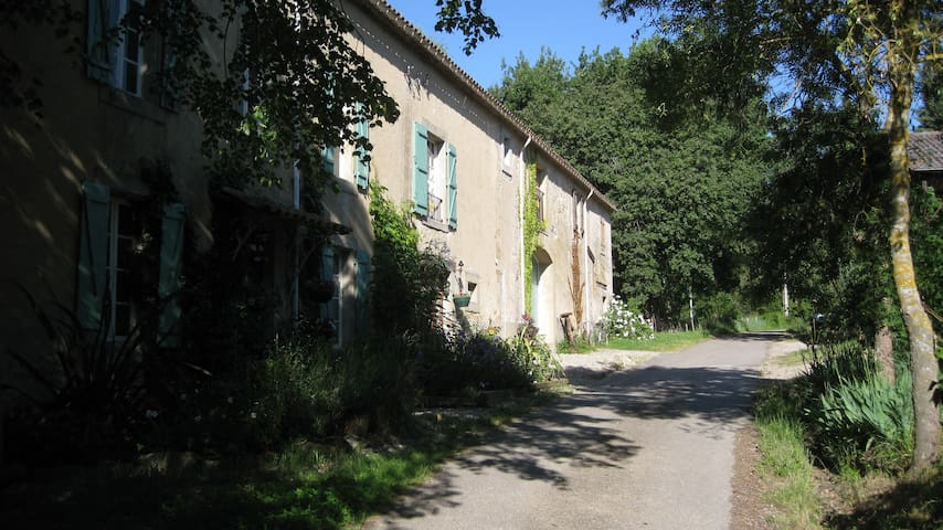 Quiet and private house - Limoux - 獨棟